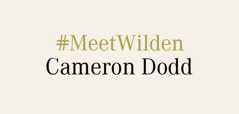 #MeetWilden – Cameron Dodd