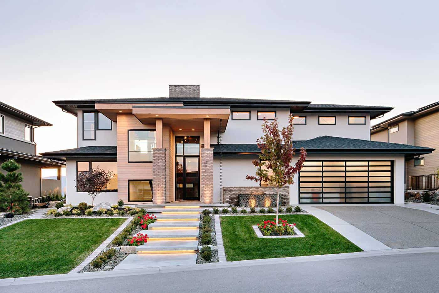 Fawdry Homes Showhome in Wilden Rocky Point image