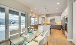 AuthenTech Homes - Kelowna New Homes, Wilden Showhome Living Room 5