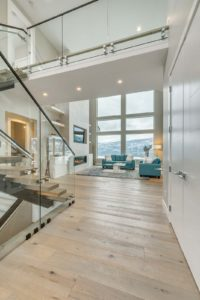 AuthenTech Homes - Kelowna New Homes, Wilden Showhome Living Area 6