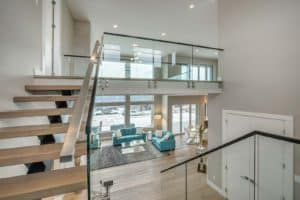 AuthenTech Homes - Kelowna New Homes, Wilden Showhome Living Area 8