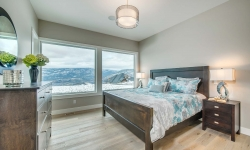AuthenTech Homes - Kelowna New Homes, Wilden Showhome Master Bedroom 2