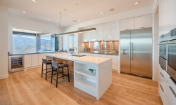 Wilden New Homes in Kelowna - Interior Kitchen Island