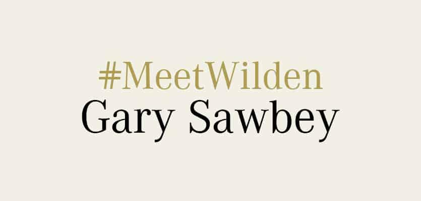 #MeetWilden – Gary Swabey