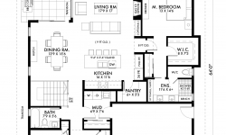 Expanse floor plan - Main