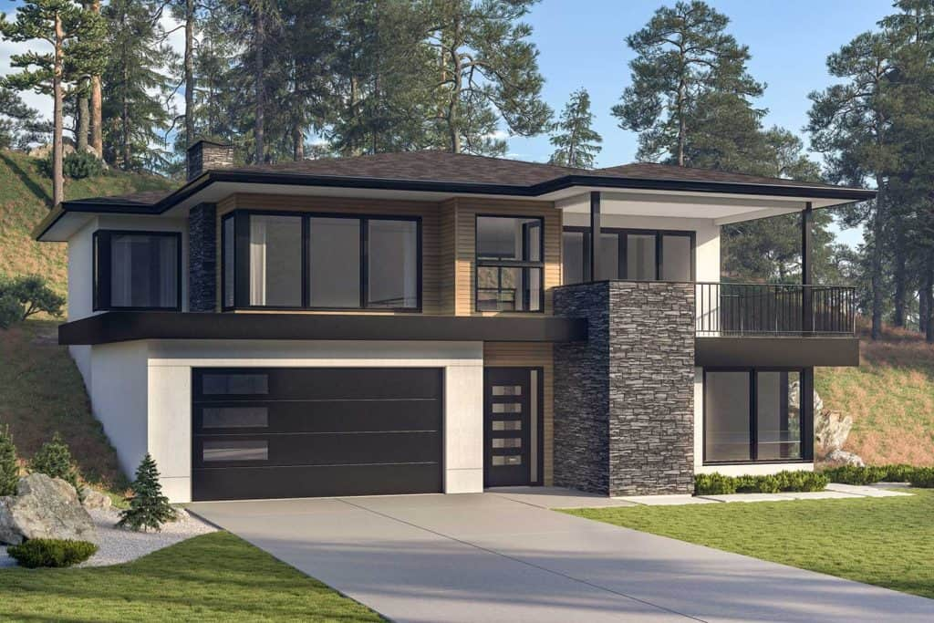 new home plans wilden new home designs plans okanagan modern traditional 9191