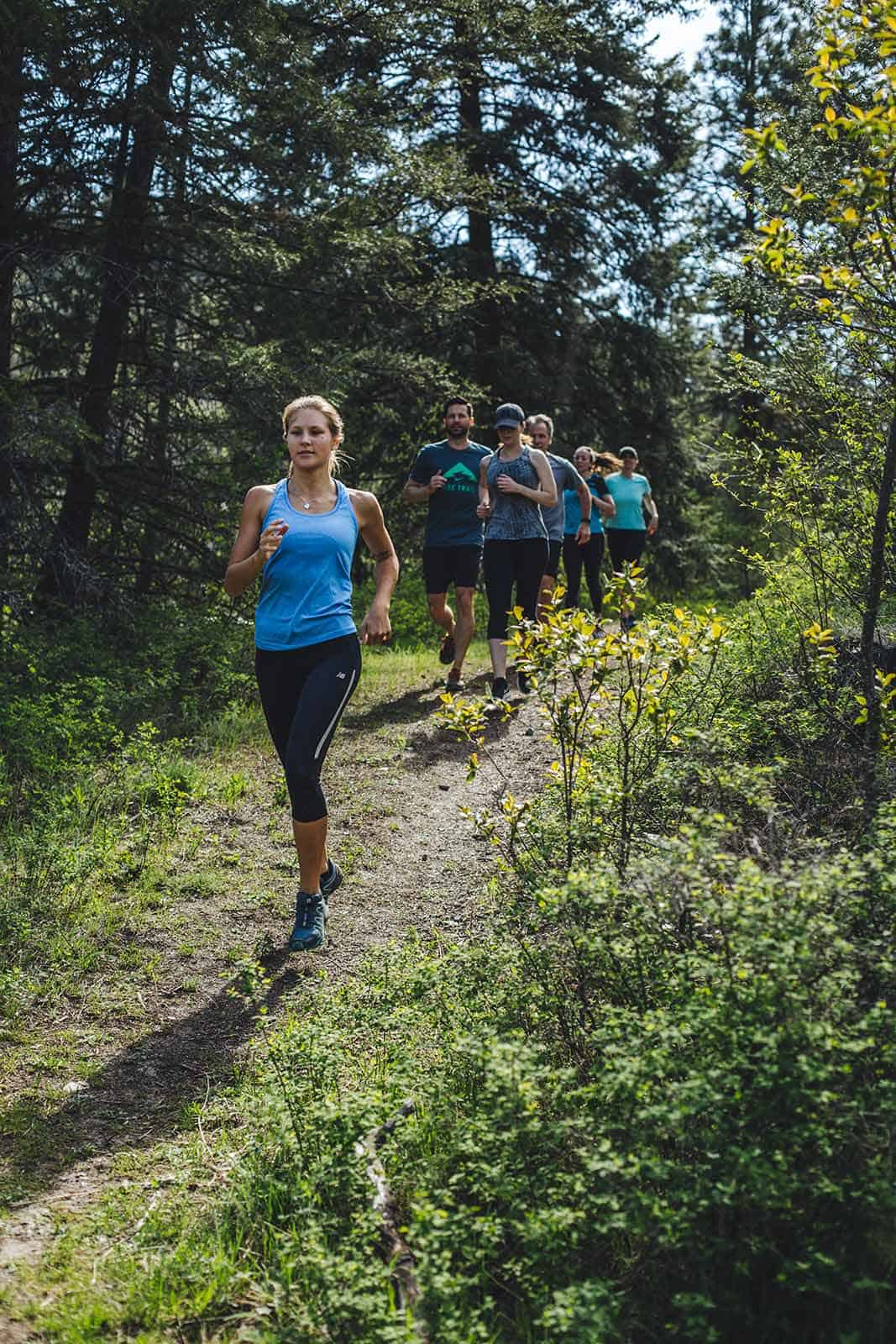 Trail Running - Wild One Kelowna Trail Run
