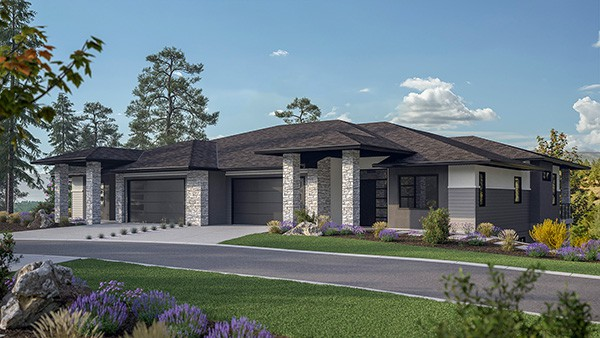 Chelan Townhome rendering image