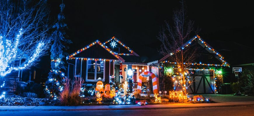 2019 Wilden XMAS Light Contest