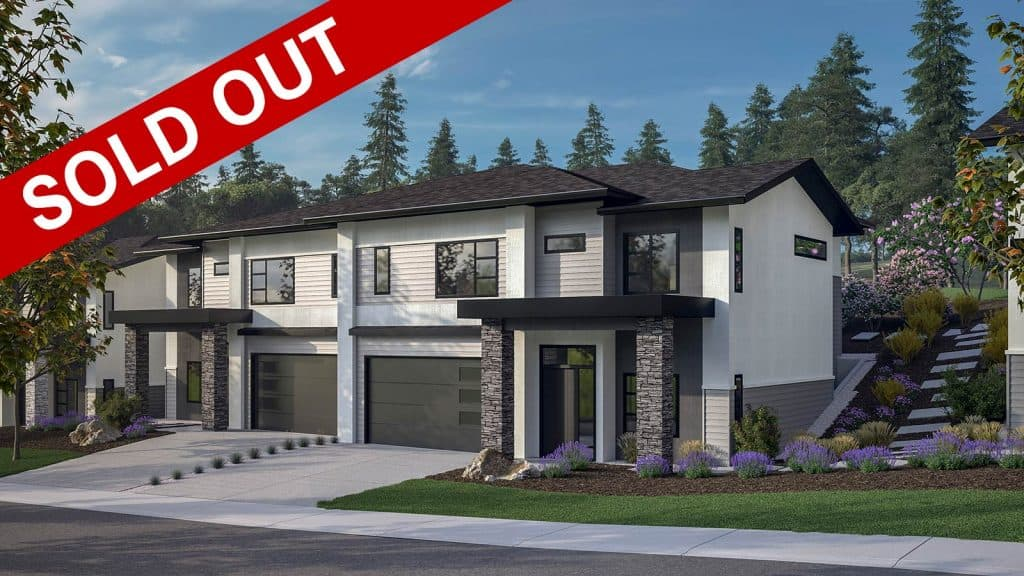 Lost Creek Point Townhomes Santina Unit Rendering- Sold Out Cover image