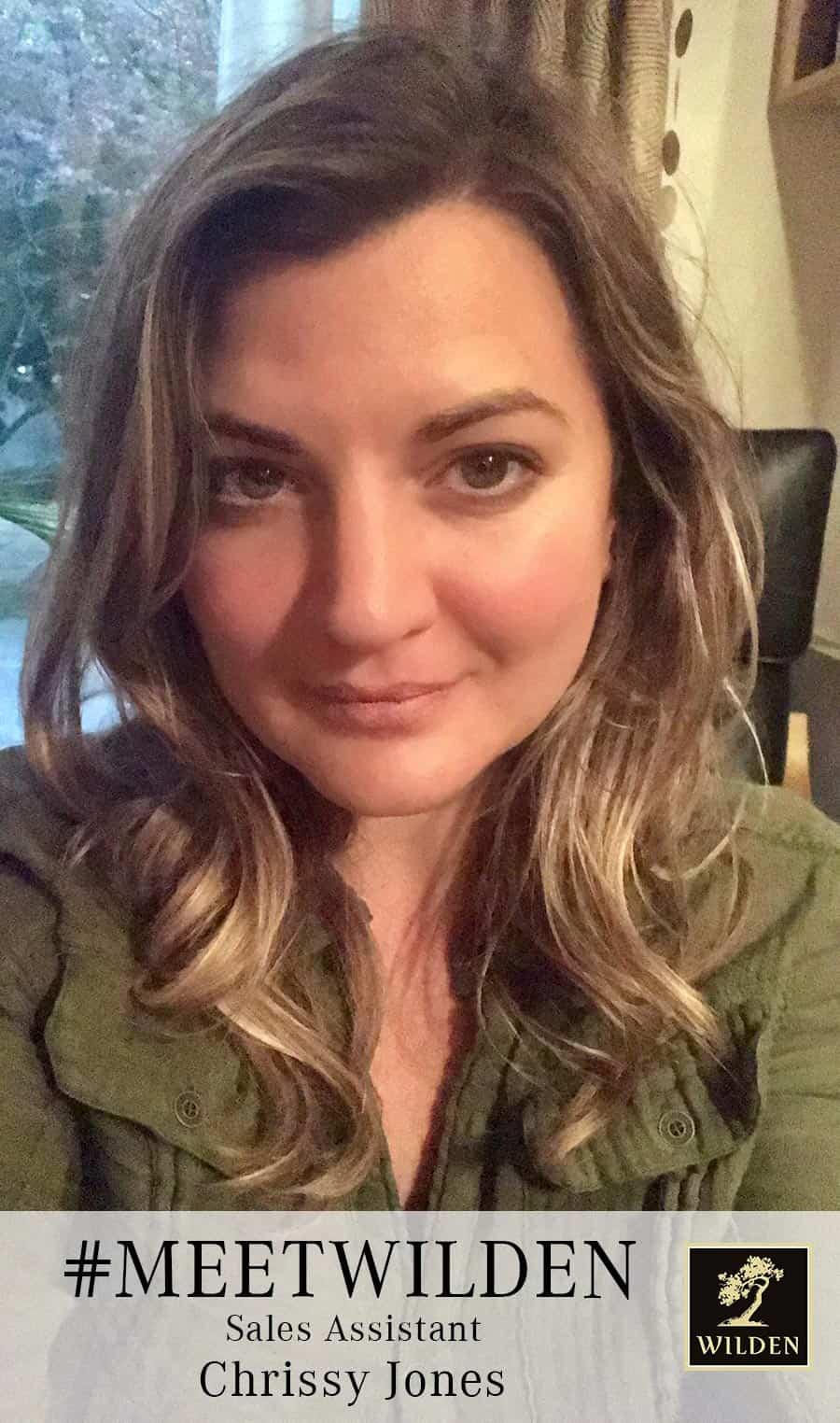 MeetWilden - Chrissy Jones portrait image