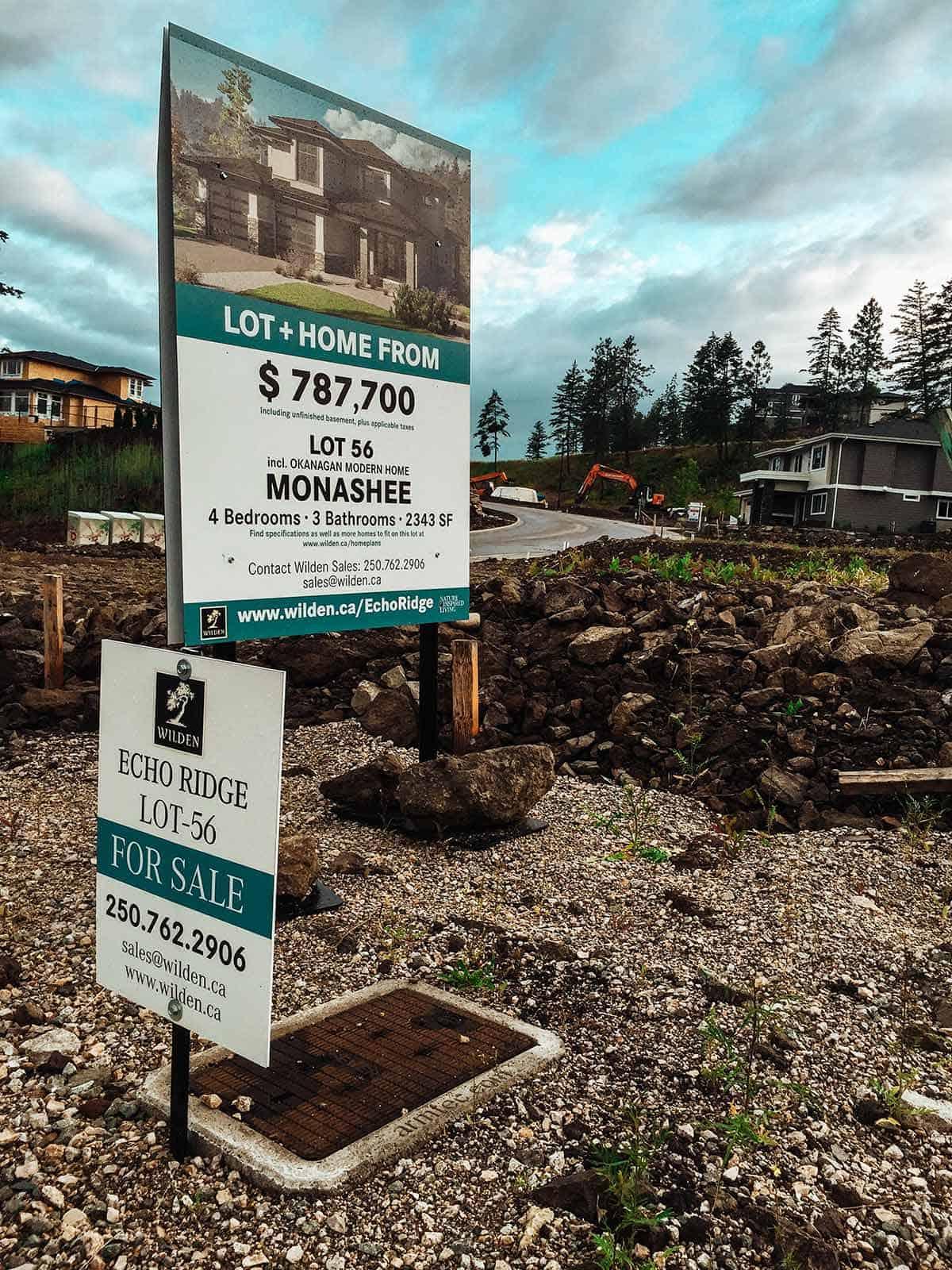 Echo Ridge Lot + Home Package Monashee Home Plan image