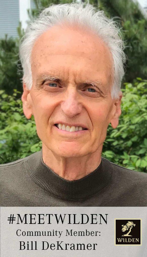 Wilden Resident Bill DeKramer portrait image