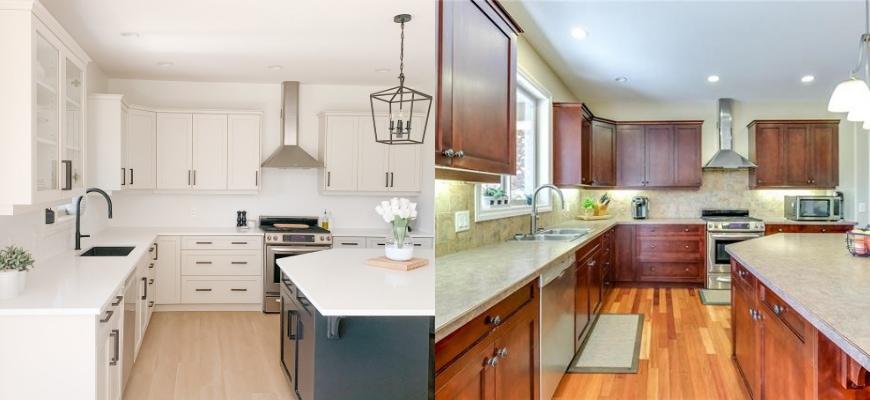 Simply Saari Kitchen design image