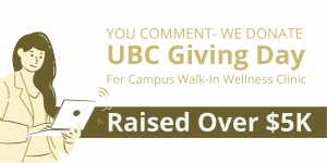UBC Giving Day campaign cover image